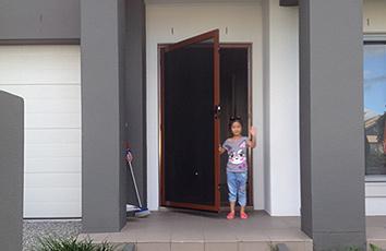 hinge-door